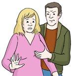Viele Dinge können sexuelle Gewalt sein.