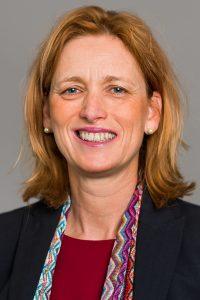 Karin Prien, Ministerin für Bildung, Wissenschaft und Kultur © Frank Peter