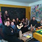 Chor der Elly-Heuss-Knapp-Schule aus Neumünster